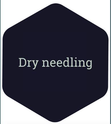 Dry needling Crielaars en Tijhuis