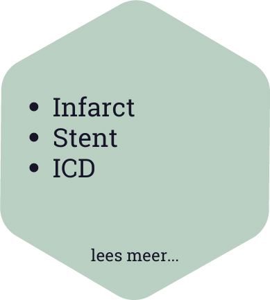 infarct stent ICD